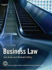Business Law by Mike Otley, Jon Rush (Paperback, 2006)