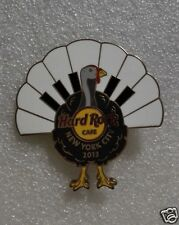 HARD ROCK CAFE 2013 NEW YORK CITY THANKSGIVING DAY PIN LE300