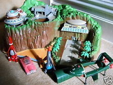 40TH ANNIVERSARY SPECIAL EDITION TRACY ISLAND + 6 THUNDERBIRD FAB1 1 2 3 4 5