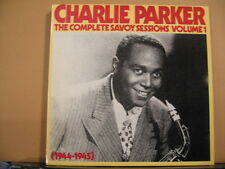 Charlie Parker - Complete Savoy Sessions Vol 1 1944-45 - Free UK post