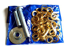 103pc TARP TENT POOL COVER REPAIR GROMMET INSTALL KIT