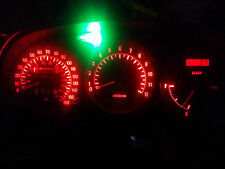 RED FJ 1200 3CV  led dash clock conversion kit lightenUPgrade