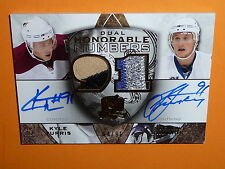 08-09 The Cup Dual Honourable Numbers Steven Stamkos / Turris RC AUTO PATCH /91