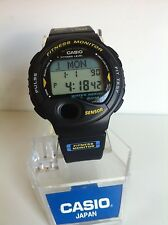 RARE VINTAGE CASIO FIT-100 SENSOR WATCH MADE IN JAPAN BRAND NEW