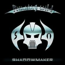 "RUNNING WILD ""shadowmaker"" CD + DVD NUOVO"