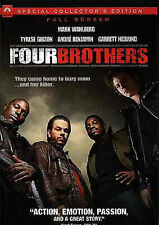 Four Brothers (DVD, 2005, Full Screen/ Checkpoint)