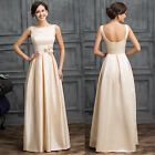 New Noble/Elegant Mother of the Bride / Groom Evening Prom Long Party Dress 2015