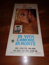 Locandina,La vita, l'amore, la morte La vie, l'amour, la mort,Claude Lelouch,