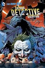 Batman Detective Comics Volume 1 Faces of Death TPB/Trade Paperback DC New 52