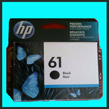 HP 61 BLACK GENUINE ORIGINAL INK CATRIDGE NEW CH561WN U.S. SELLER FAST SHIPPING