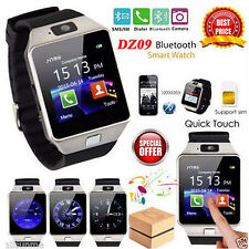 DZ09 Bluetooth LCD Smart Watch For Android Samsung Phone With Camera SIM Slot B1