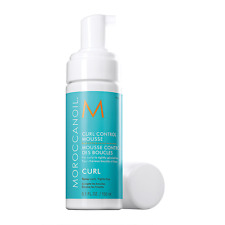Moroccanoil Curl Control Mousse 150ml For Curly To Tightly Spiraled Hair FREE SH