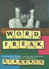Word Freak: A Journey into the Eccentric World of the Most Obsessive Board Game