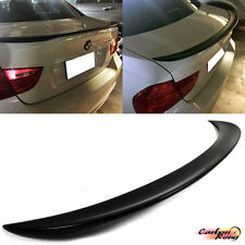 PAINTED BMW E90 3-SERIES  Performance Type Low Kick Rear Trunk Spoiler Wing 4DR