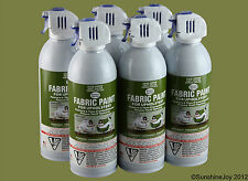 Upholstery Fabric Spray Paint 6 SAGE GREEN Car Seat Sofa Simply Spray
