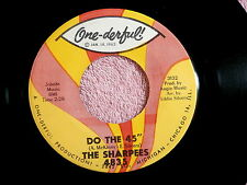 SHARPEES~DO THE 45~VG++~MAKE UP YOUR MIND~ONE DERFUL~~ NORTHERN SOUL 45