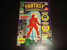 FANTASY MASTERPIECES #9 Silver Age Squarebound Giant Marvel Comics 1967 VF-