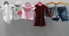 Baby Girls Bundle Of Clothes. Age 6-9 Months. Mothercare, Tu.  A3825