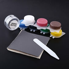 Leather Vinyl Repair Kit Fix Rips Holes For Car Home Furniture Reparing