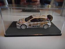 Ixo Ford Focus WRC #46 Monza Rally 2006 V. Rossi in White on 1:43 in Box