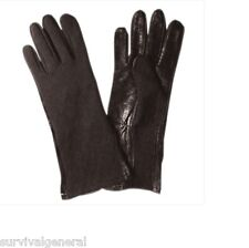 Nomex Flight Gloves Black Fire Resistant Tactical Leather X Large Size 11