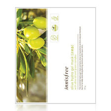 [INNISFREE]  Olive hydro gel mask 25g * 2pcs / facial care pack /