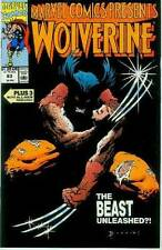 Marvel Comics Presents # 63 (Wolverine) (USA, 1990)