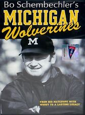 Bo Schembechler's Michigan Wolverines DVD, NEW! Football College Sports Bio