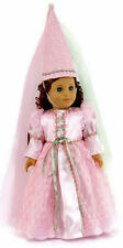 "Princess Rapunzel Costume for 18"" American Girl Doll Clothes Halloween"