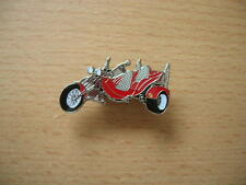 Pin Anstecker Easy Trike 250 rot  red Art. 0493