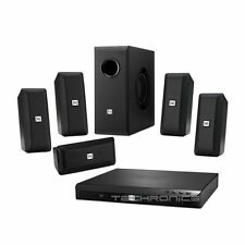 NEW JBL BD100 5.1 CHANNEL 3D BLUE-RAY DISC RECEIVER HOME THEATER SPEAKER SYSTEM