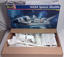 Monogram NASA Space Shuttle 1/72 scale 1987 Revell Build Model DIY Project