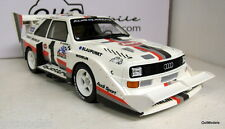 Otto 1/18 Scale OT171 Audi Quattro S1 Pikes Peak 1987 Resin cast model Rally car