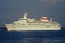535036 Russian Cruise Vessel LEONID BREZHNEV A4 Photo Print