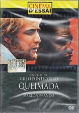 Dvd video **QUEIMADA** con Marlon Brando nuovo sigillato 1969