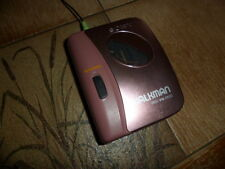 Walkman Sony AVLS WM EX 122 Pink Sammlerstueck RAR
