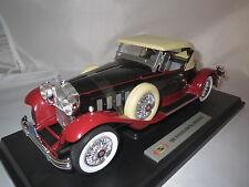 "Signature Models  ""1930""  Packard  Boattail  Speedster  1:18 OVP"