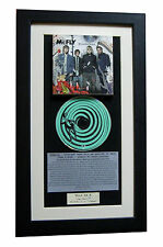 McFLY Wonderland CLASSIC CD Album GALLERY QUALITY FRAMED+EXPRESS GLOBAL SHIP