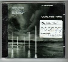 (GX911) Craig Armstrong, As If To Nothing - 2002 CD