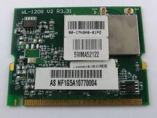 HannStar MV-4 Board 94V-0 E89382 Karte card WL-12OG netzwerk Karte