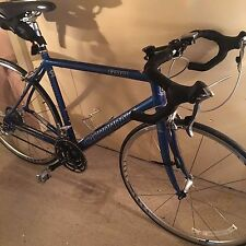 Cannondale 800 Road Warrior*Shimano Ultegra 6500 2/3x9 components.