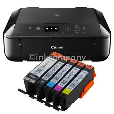 Canon Pixma MG 5750 Multifunktionsgerät DRUCKER SCANNER KOPIERER + 5 XL Original