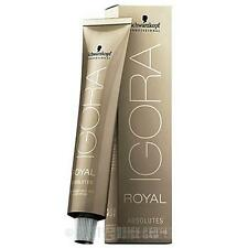 Schwarzkopf Igora Absolutes Hair Color 5-50 Light Brown Gold Natural