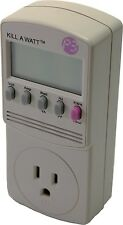 P3 P4400 Kill A Watt Electricity Usage Monitor 1
