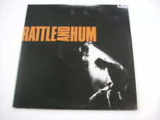 U2 - RATTLE AND HUM - 2LP VINYL IN EXCELLENT CONDITION 1988 - ITALY