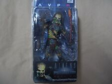 NECA AVP BATTLE DAMAGE WOLF PREDATOR FIGURE ALIEN VS PREDATOR REQUIEM (NEW)