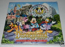Disneyland Resort Music CD Submarine Voyage Small World The Little Mermaid Ride