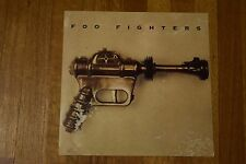 Foo Fighters Original 1995 Ray Gun Promotional Album Flat Art Poster 12.25""