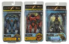 Neca Pacific Rim series 1 to 3 sets MISB