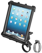 RAM V-Base Strap Clamp Mount fits iPad, Other W/Otterbox,  Other HD Cases